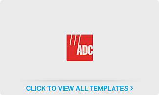 ADC Label Templates