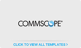 CommScope<sup>®</sup> Label Templates