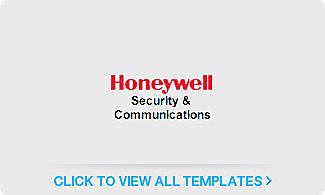 Honeywell Label Templates